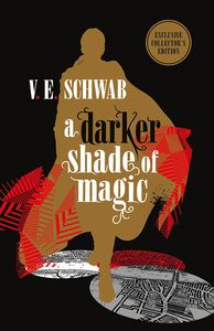 [Darker Shade Of Magic: Book 1 (Signed Bookplate Collectors Edition Hardcover) (Product Image)]