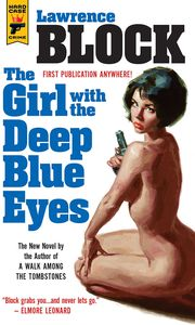 [Hardcase Crime: Girl With The Deep Blue Eyes (Hardcover) (Product Image)]