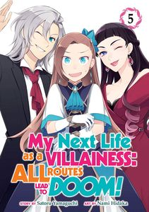 [My Next Life As A Villainess: All Routes Lead To Doom: Volume 5 (Product Image)]