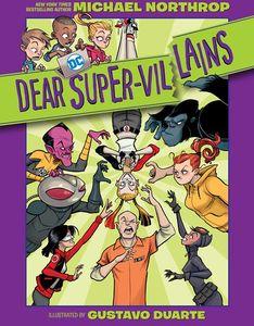 [Dear DC Super-Villains (Product Image)]