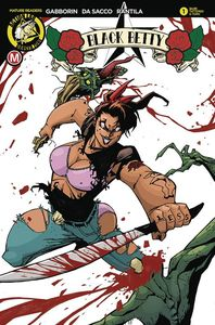 [Black Betty #1 (Cover D Tattered & Torn) (Product Image)]