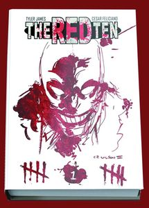 [Red Ten: Volume 1 (Hardcover) (Product Image)]