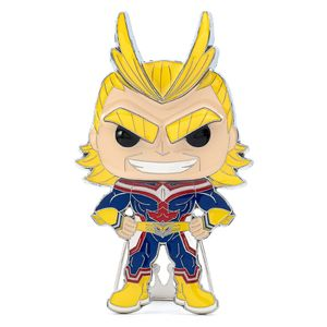 [My Hero Academia: Enamel Pop! Pin: All Might (Product Image)]