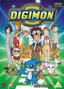 [Digimon: Digital Monsters: Season 2 (Product Image)]