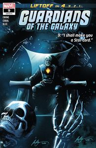 [Guardians Of The Galaxy #9 (Product Image)]