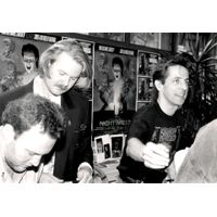 [The Night Breed Signing (Product Image)]