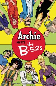 [Archie Meets The B-52s #1 (Cover D Eisma) (Product Image)]