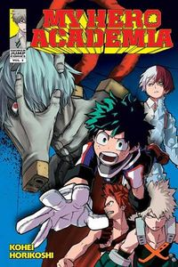 [My Hero Academia: Volume 3 (Product Image)]