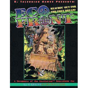 [Cyberpunk 2020: RPG: Ecofront (Product Image)]