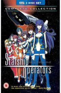 [Starship Operators: Complete Collection (Product Image)]