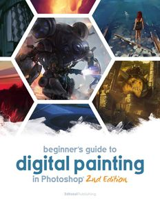 [Beginner's Guide To Digital Painting In Photoshop (2nd Edition) (Product Image)]