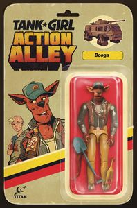 [Tank Girl: Action Alley #2 (Cover B Action Figure) (Product Image)]
