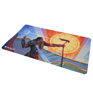 [Magic The Gathering: Mystical Archive Playmat: Swords To Plowshares (Product Image)]