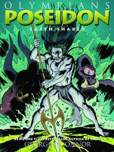 [Olympians: Volume 5: Poseidon, Earth Shaker (Product Image)]