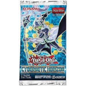 [YU-GI-OH!: The Card Game: Cybernetic Horizon Booster Pack (1st Edition) (Product Image)]