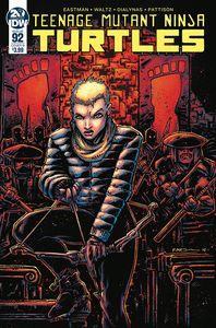 [Teenage Mutant Ninja Turtles: Ongoing #92 (Cover B Eastman) (Product Image)]
