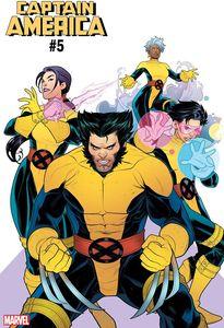 [Captain America #5 (Torque Uncanny X-Men Variant) (Product Image)]