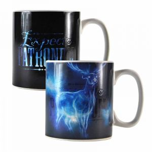 [Harry Potter: Heat Changing Mug: Patronus (Product Image)]