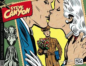 [Steve Canyon: Volume 5: 1955-1956 (Product Image)]