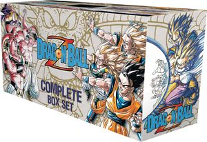 [Dragon Ball Z: Complete Series: Volumes 1 - 26 (Box Set) (Product Image)]