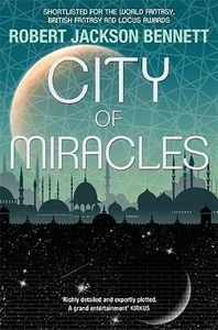 [The Divine Cities: Book 3: City Of Miracles (Product Image)]