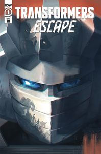 [Transformers: Escape #1 (Pitre-Durocher Variant) (Product Image)]