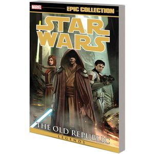 [Star Wars: Legends: Epic Collection: Old Republic: Volume 4 (Product Image)]