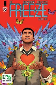 [Freeze #1 (Cover B Hero Initiative Variant) (Product Image)]