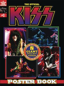 [Official Kiss Poster Book #1 (Product Image)]
