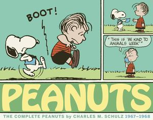 [The Complete Peanuts: Volume 9: 1967-1968 (Product Image)]