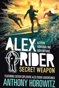 [Alex Rider: Book 12: Secret Weapon (Product Image)]