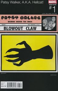 [Patsy Walker Aka Hellcat #1 (Pulido Hip Hop Variant) (Product Image)]