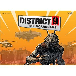 [District 9: The Board Game (Product Image)]