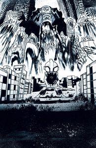 [Ultramega #3 (Cover D Harren Black & White Virgin Variant) (Product Image)]