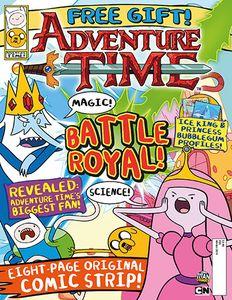 [Adventure Time Magazine #20 (Product Image)]