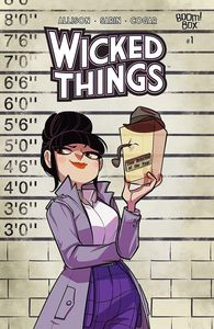 [Wicked Things #1 (Cover A Sarin) (Product Image)]