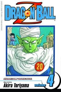 [Dragon Ball Z: Volume 4 (Product Image)]