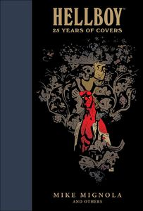 [Hellboy: 25 Years Of Covers (Hardcover) (Product Image)]