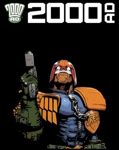 [2000AD: Judge Dredd: Mega Collection: Issue 84 (Product Image)]