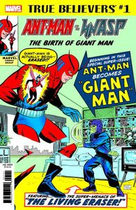 [True Believers: Ant-Man & Wasp: Birth Giant-Man #1 (Product Image)]