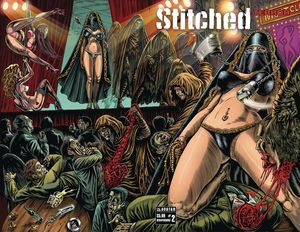 [Stitched: Terror #2 (Wrap) (Product Image)]
