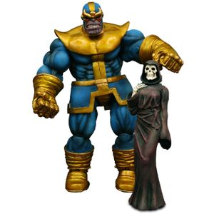 [Marvel Select: Action Figures: Thanos (Product Image)]