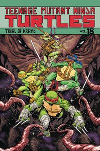 [Teenage Mutant Ninja Turtles: Ongoing: Volume 18: Trial Of Krang (Product Image)]