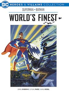 [DC Graphic Novel Collection: Heroes & Villains: Volume 9: Worlds Finest (Hardcover) (Product Image)]