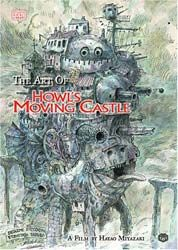 [The Art Of Howl's Moving Castle (Product Image)]