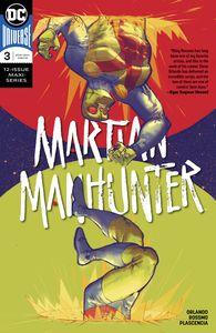[Martian Manhunter #3 (Product Image)]
