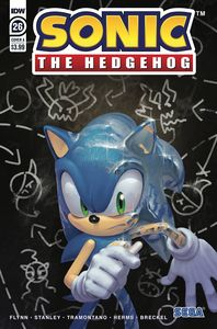[Sonic The Hedgehog #26 (Cover A Stanley) (Product Image)]