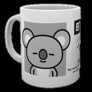 [BT21: Mug: Koya (Product Image)]