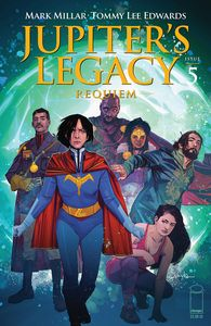 [Jupiter's Legacy: Requiem #5 (Cover A Edwards) (Product Image)]