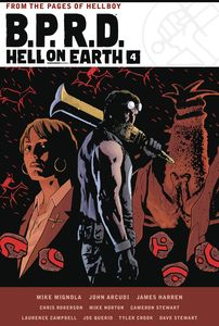 [B.P.R.D.: Hell On Earth: Volume 4 (Hardcover) (Product Image)]